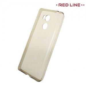 Red Line силиконовый чехол для Xiaomi Redmi 4 Pro / Prime - Серый