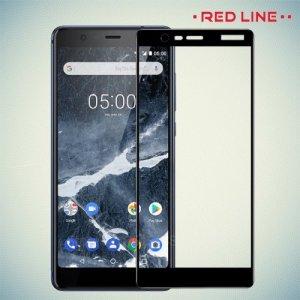 Red Line Закаленное защитное стекло для Nokia 5.1 2018