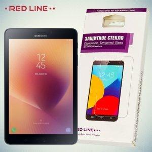 Red Line Закаленное защитное стекло для Samsung Galaxy Tab A 8.0 (2017) SM-T380 SM-T385