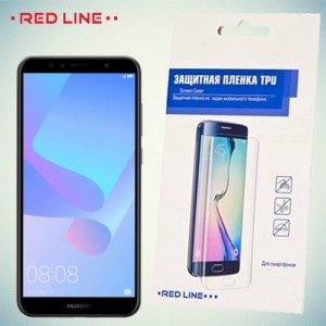 Red Line защитная пленка для Huawei Honor 7A Pro / 7C / Y6 Prime 2018 на весь экран