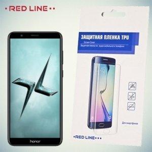 Red Line защитная пленка для Huawei Honor 7X на весь экран