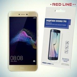 Red Line защитная пленка для Huawei Nova lite 2017 на весь экран