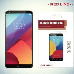 Red Line защитная пленка для LG G6 H870DS - Матовая