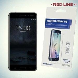 Red Line защитная пленка для Nokia 6 на весь экран