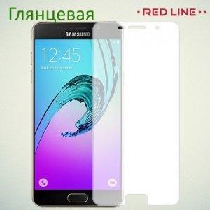 Red Line защитная пленка на весь экран для Samsung Galaxy A7 2016 SM-A710F
