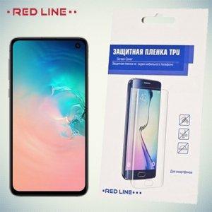 Red Line защитная пленка для Samsung Galaxy S10e на весь экран