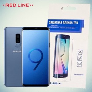 Red Line защитная пленка для Samsung Galaxy S9 Plus на весь экран
