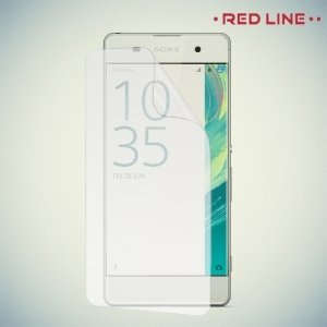 Red Line защитная пленка для Sony Xperia XA на весь экран