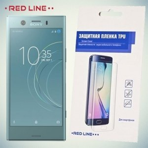 Red Line защитная пленка для Sony Xperia XZ1 Compact на весь экран