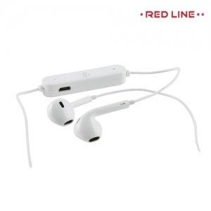 Беспроводные Bluetooth наушники Red Line BHS-01 - Белый