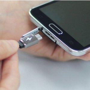 REMAX KingKong Micro USB двусторонний обратимый кабель - чёрный