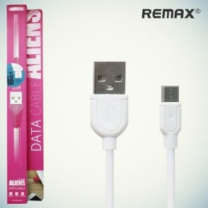 Remax Micro USB кабель - белый