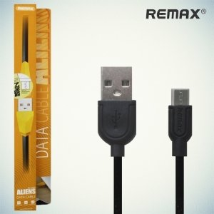 Remax Micro USB кабель RC-030i - черный