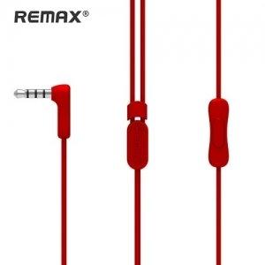 Remax RM-515 наушники гарнитура с микрофоном – Красный