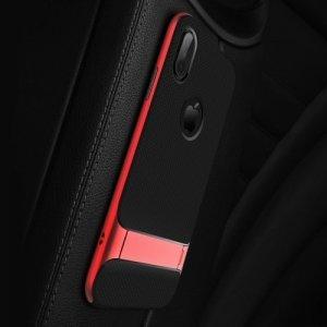 ROCK Royce Series противоударный чехол для iPhone Xs / X - Красный