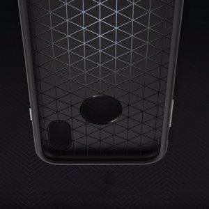 ROCK Royce Series противоударный чехол для iPhone Xs / X - Серый