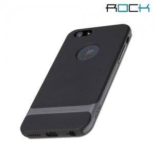 ROCK Royce Series тонкий противоударный чехол для iPhone 6S / 6 - Серый