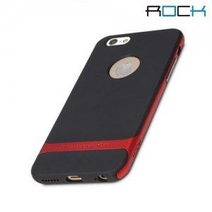 ROCK Royce Series тонкий противоударный чехол для iPhone 6S / 6 - Красный