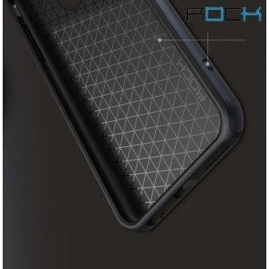ROCK Royce Series тонкий противоударный чехол для iPhone 6S / 6 - Темно синий