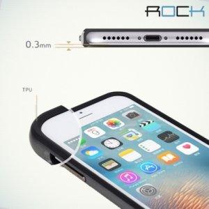 Rock Royce силиконовый противоударный чехол с подставкой для iPhone 8 Plus / 7 Plus