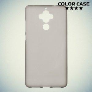 Силиконовый чехол для Huawei Mate 9 - Матовый Серый