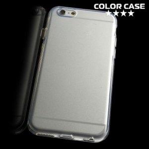 Силиконовый чехол для iPhone 6S / 6 - Глянцевый Прозрачный