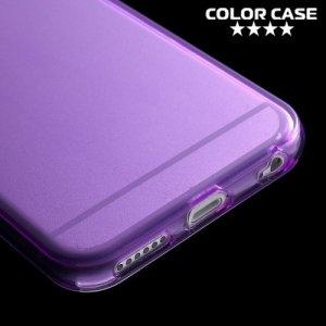 Силиконовый чехол для iPhone 6S / 6 - Глянцевый Фиолетовый