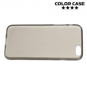 Силиконовый чехол для iPhone 6S / 6 - Матовый Серый