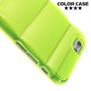 Силиконовый чехол для iPhone 6S - Зеленый