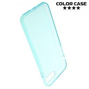 Силиконовый чехол для iPhone 8 Plus / 7 Plus - Глянцевый Бирюзовый