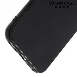 Силиконовый чехол для iPhone 8 - Глянцевый Черный