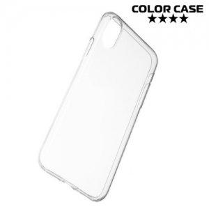 Силиконовый чехол для iPhone 8 - Глянцевый Прозрачный