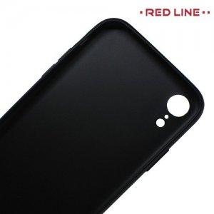 Силиконовый чехол для iPhone XR - Матовый Черный