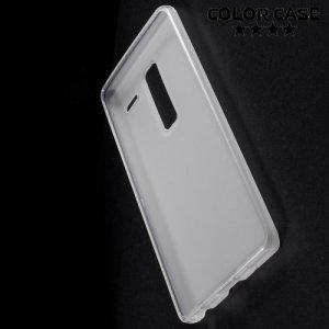 Силиконовый чехол для LG Class H650E - Матовый Белый