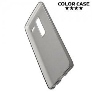 Силиконовый чехол для LG Class H650E - Матовый Серый