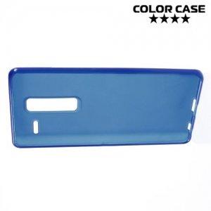 Силиконовый чехол для LG Class H650E - Матовый Синий