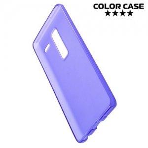 Силиконовый чехол для LG Class H650E - Матовый Фиолетовый