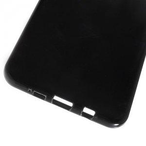 Силиконовый чехол для Samsung Galaxy A9 (2016) - Глянцевый Черный