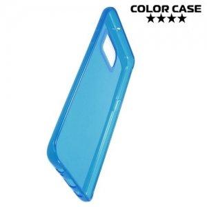 Силиконовый чехол для Samsung Galaxy S6 Edge Plus - Синий