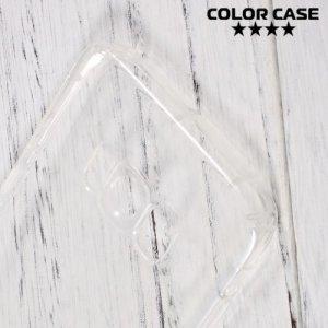 Силиконовый чехол для Samsung Galaxy S8 противоударный - Прозрачный