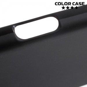 Силиконовый чехол для Sony Xperia X Compact - Матовый Черный