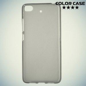 Силиконовый чехол для Xiaomi Mi 5s - Матовый Серый