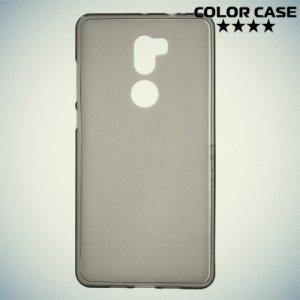 Силиконовый чехол для Xiaomi Mi 5s Plus - Матовый Серый