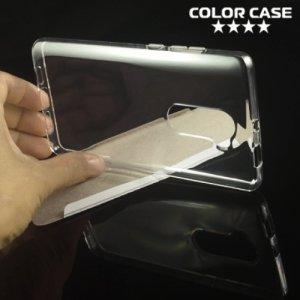 Силиконовый чехол для Xiaomi Mi 5s Plus - Глянцевый Прозрачный