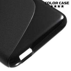 Силиконовый чехол для HTC Desire 626 / 628 - Черный