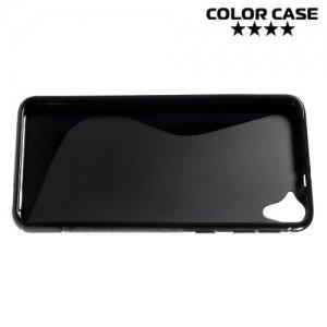 Силиконовый чехол для HTC Desire 826 dual sim - Черный