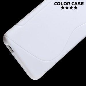 Силиконовый чехол для HTC Desire 826 dual sim - Белый