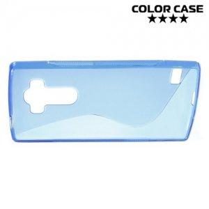 Силиконовый чехол для LG G4s H736 ColorCase - Синий