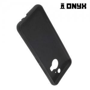 Силиконовый чехол под кожу для HTC One М9 Plus - Глаз Гора