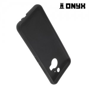 Силиконовый чехол под кожу для HTC One М9 Plus - Хаки